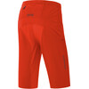 GORE WEAR C5 Trail Windstopper Shorts Men orange.com